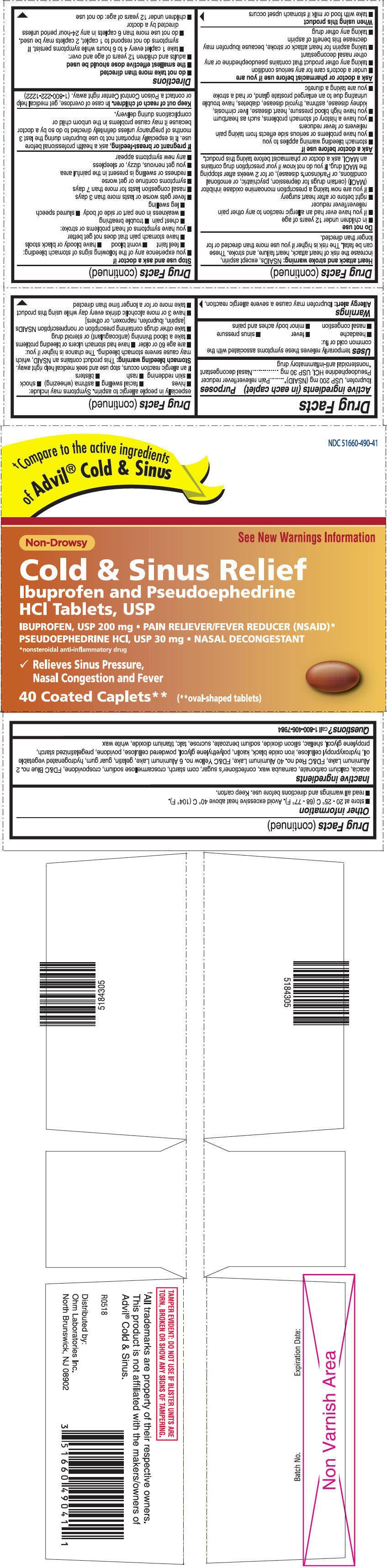 PRINCIPAL DISPLAY PANEL - 200 mg/30 mg Tablet Blister Pack Carton