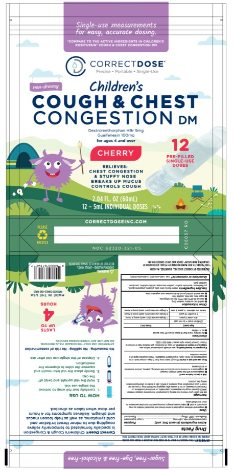 Cough and Chest Congestion 12-count Pouch