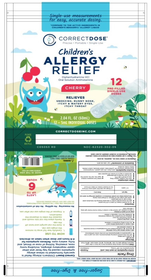 Allergy Relief 12-count Pouch