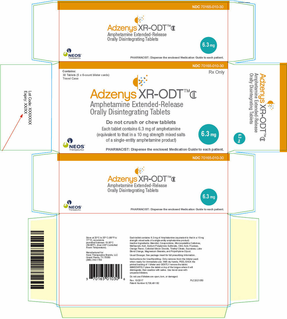 PRINCIPAL DISPLAY PANEL - 6.3 mg Tablet Blister Pack Carton