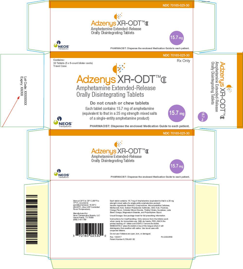 PRINCIPAL DISPLAY PANEL - 15.7 mg Tablet Blister Pack Carton