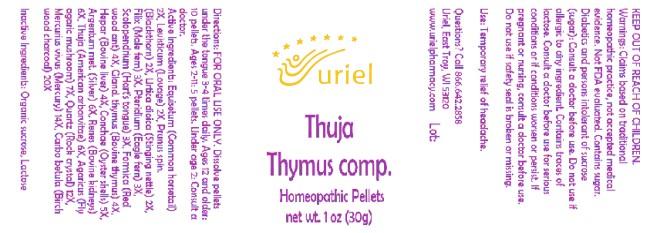 Thuja Thymus comp. Pellets