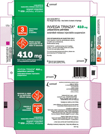 PRINCIPAL DISPLAY PANEL - 410 mg Syringe Carton