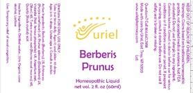 Berberis Prunus Liquid