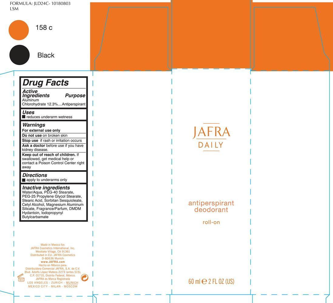 antiperspirant carton