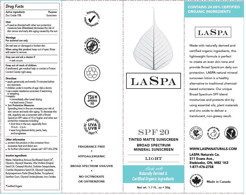 laspa light