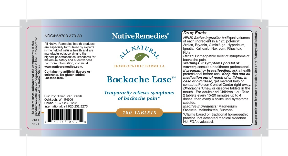 Backache Ease Tablets