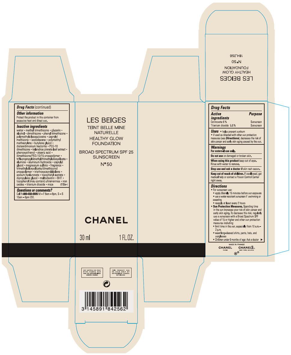 Principal Display Panel - 30 mL Bottle Carton - No 50
