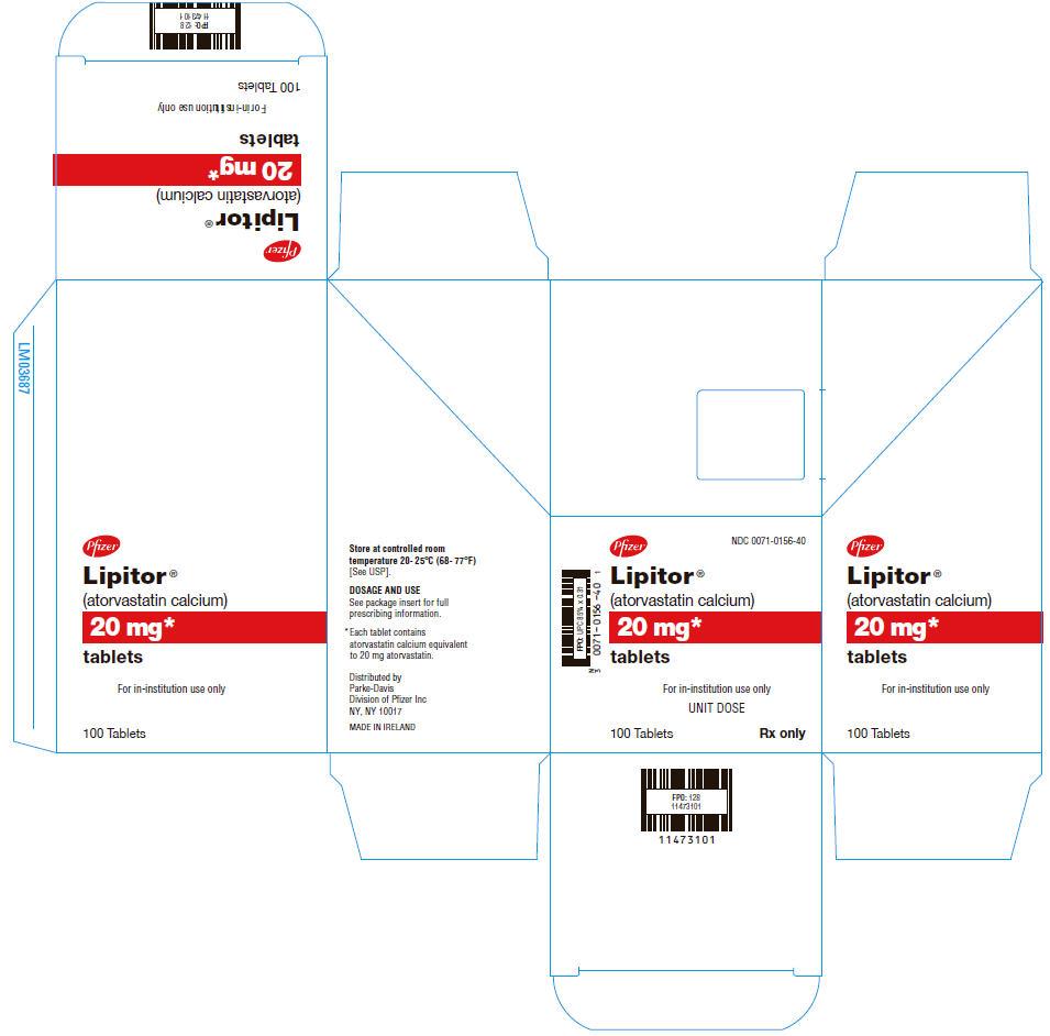 PRINCIPAL DISPLAY PANEL - 20 mg Tablet Blister Pack Carton