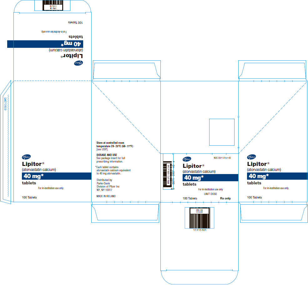 PRINCIPAL DISPLAY PANEL - 40 mg Tablet Blister Pack Carton