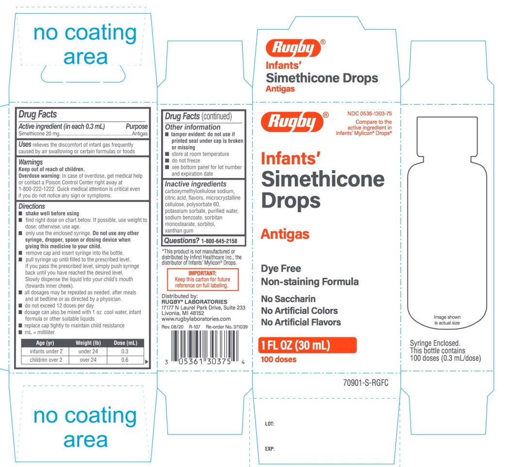 Rugbt Infants Simethicone Drops