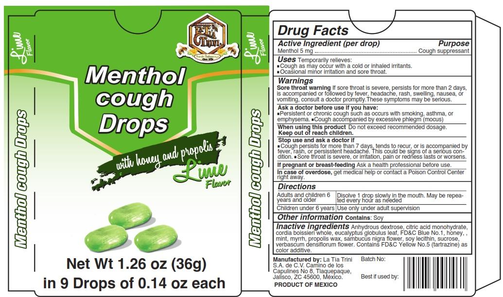 MentholDrops