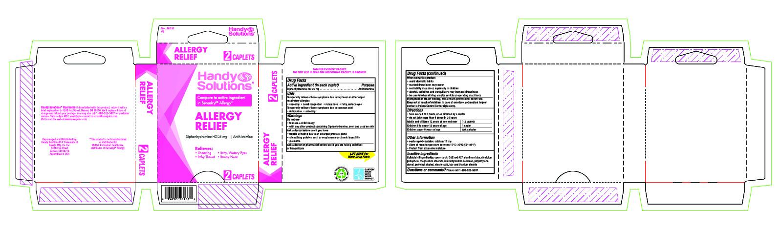 Handy Solutions Allergy Relief