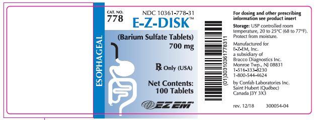 e-z-disk-unit-label