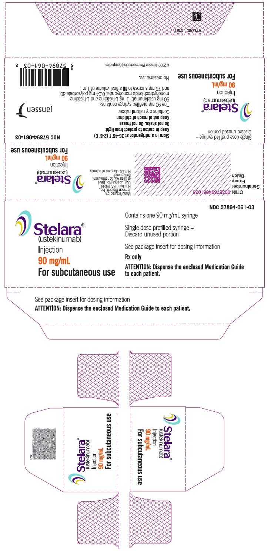 PRINCIPAL DISPLAY PANEL - 90 mg/mL Syringe Carton
