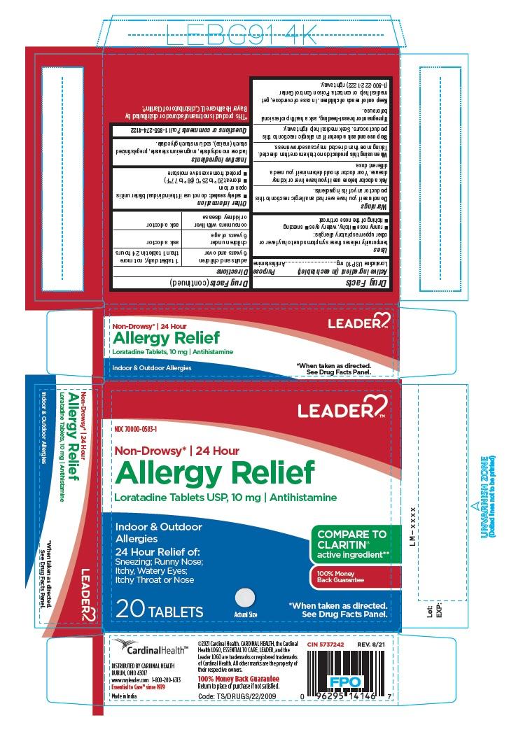 PACKAGE LABEL-PRINCIPAL DISPLAY PANEL - 10 mg Blister Carton (20 Tablets)