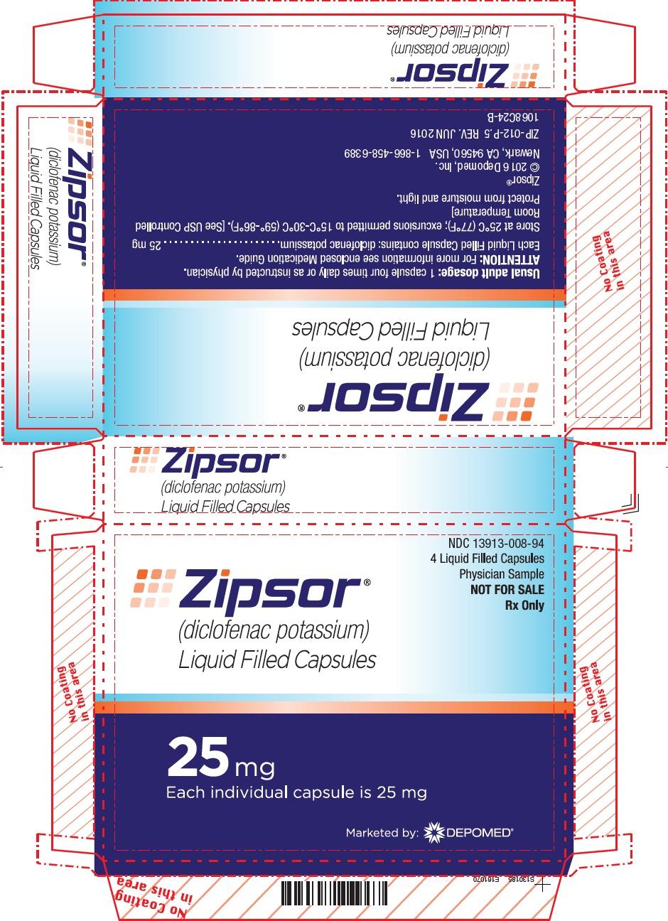 25 mg Carton