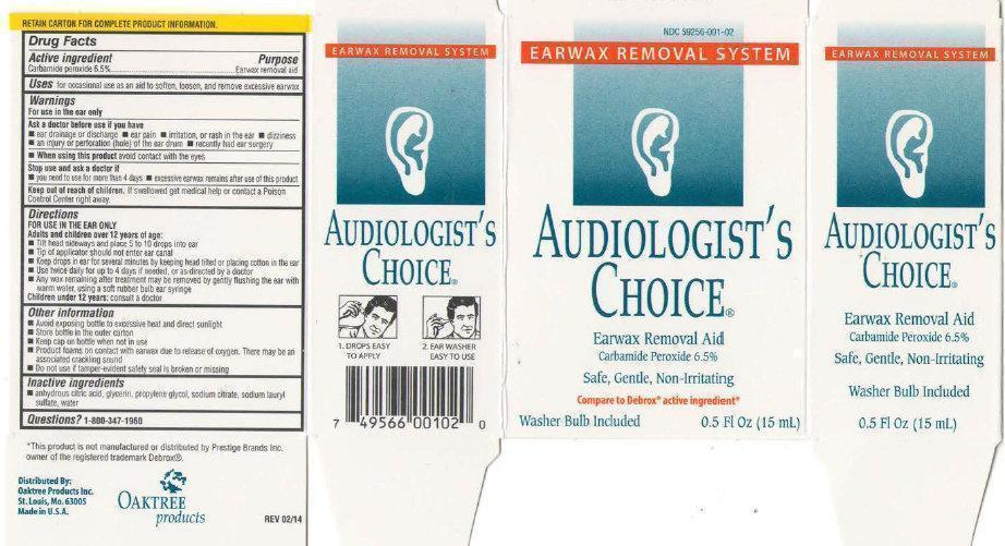 Audiologist's Choice 01
