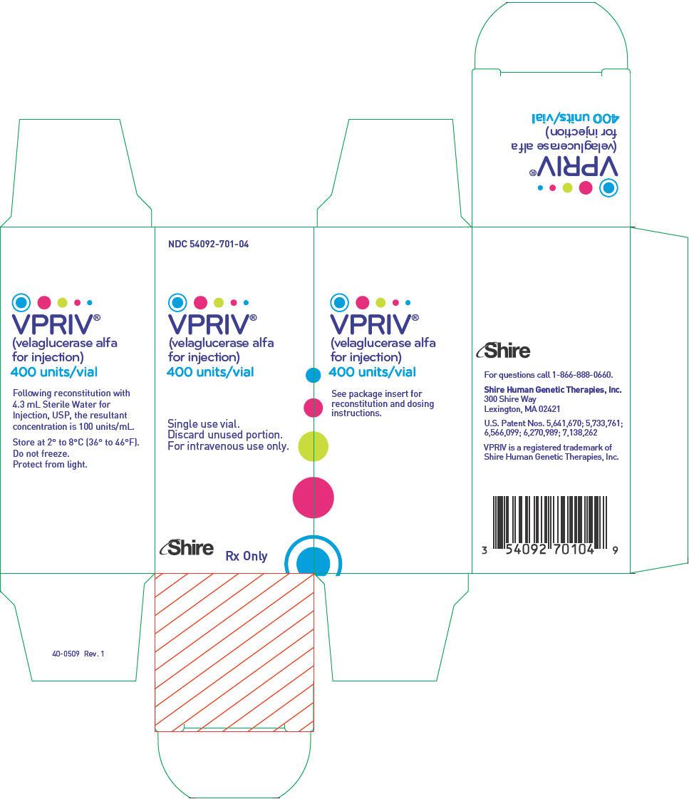 PRINCIPAL DISPLAY PANEL - 400 Unit Vial Box