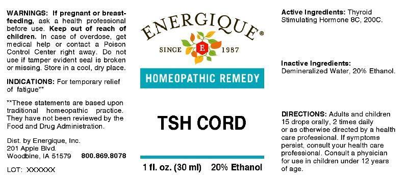 TSH Cord