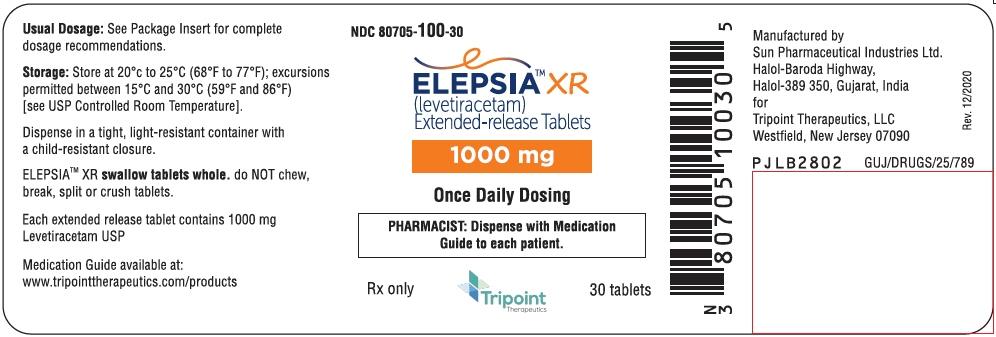 PRINCIPAL DISPLAY PANEL - 1000 mg Tablet Bottle Label
