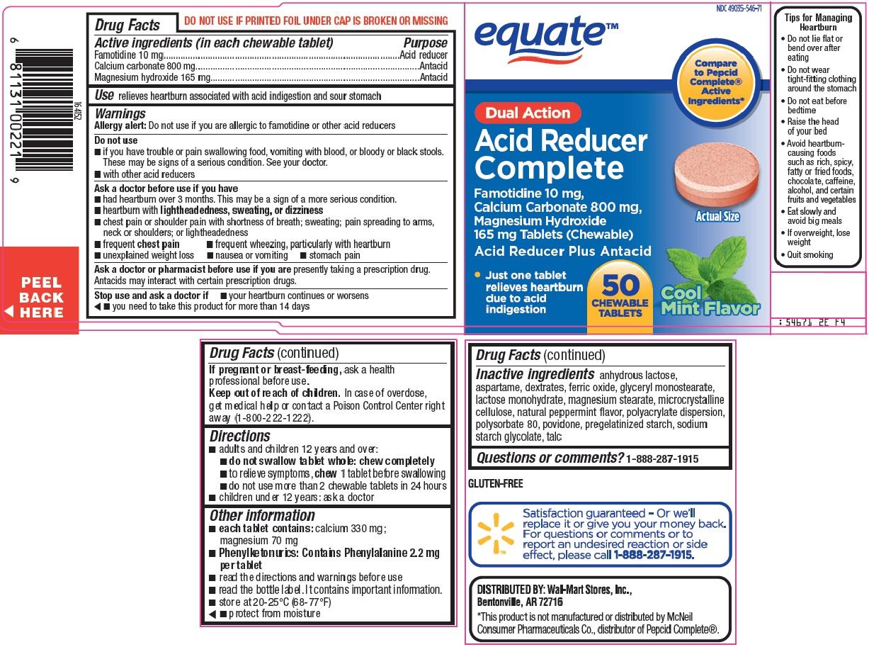 Equate Acid Reducer Complete image
