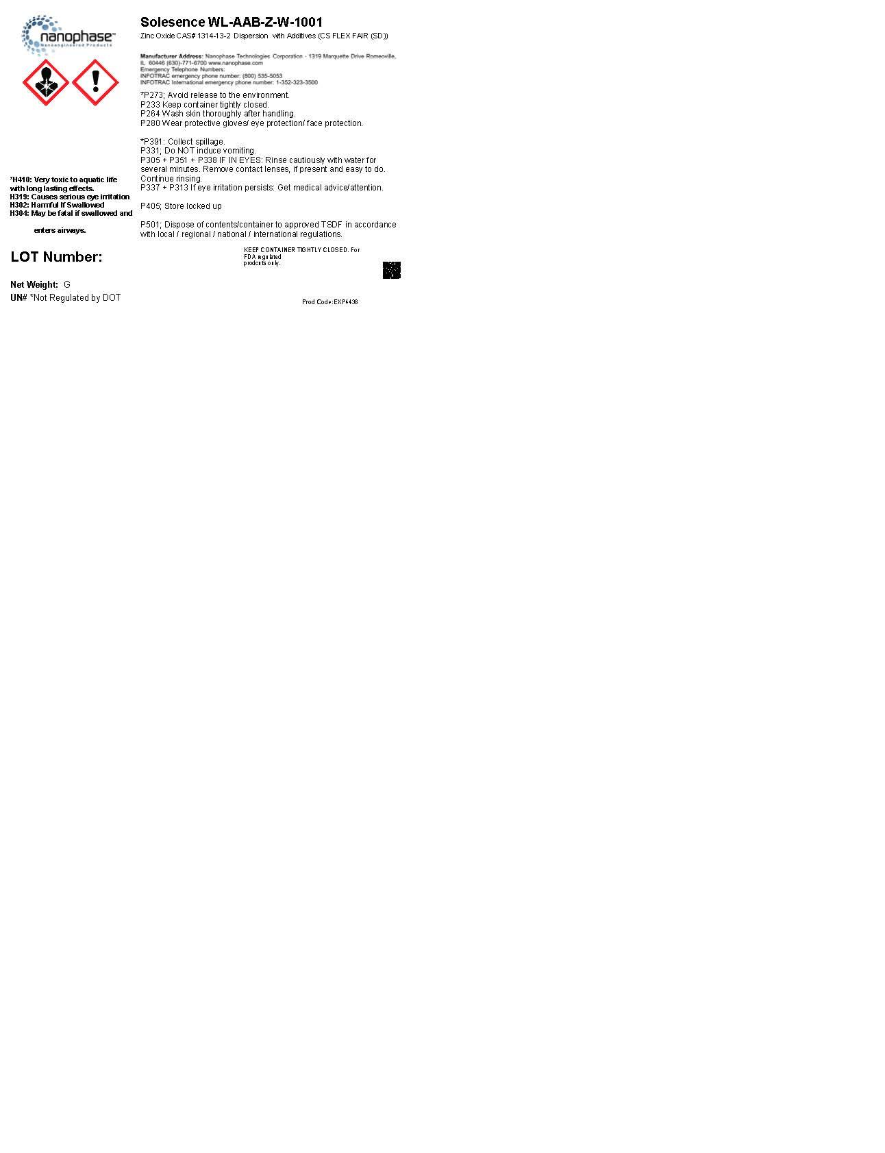 GHS label (Bulk)