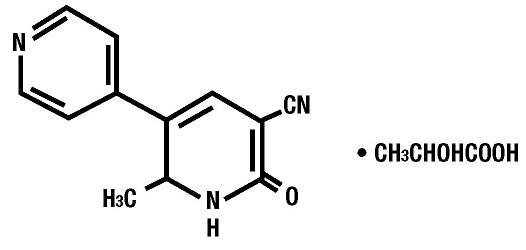 milrinone-spl-structure