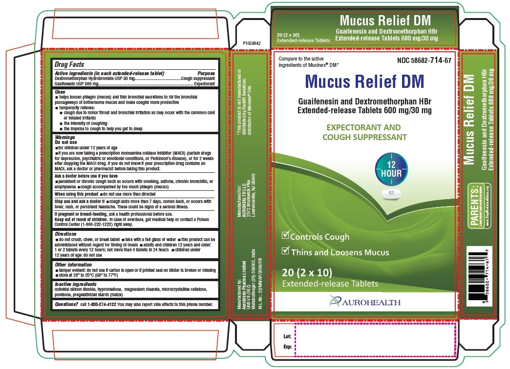 PACKAGE LABEL-PRINCIPAL DISPLAY PANEL - 600 mg/30 mg Blister Carton 20 (2 x 10) Unit-dose Tablets