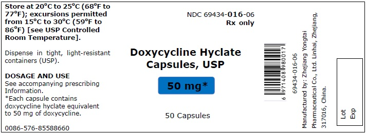 PRINCIPAL DISPLAY PANEL - 50 mg Capsule Bottle Label