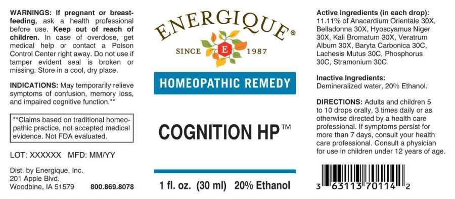 Cognition HP