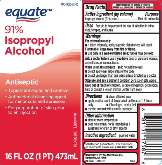 Isopropyl Alcohol (91% conc.)