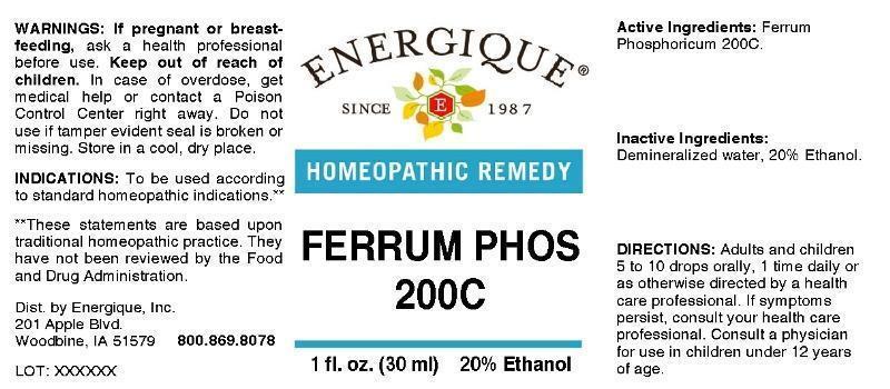 FERRUM PHOS 200C