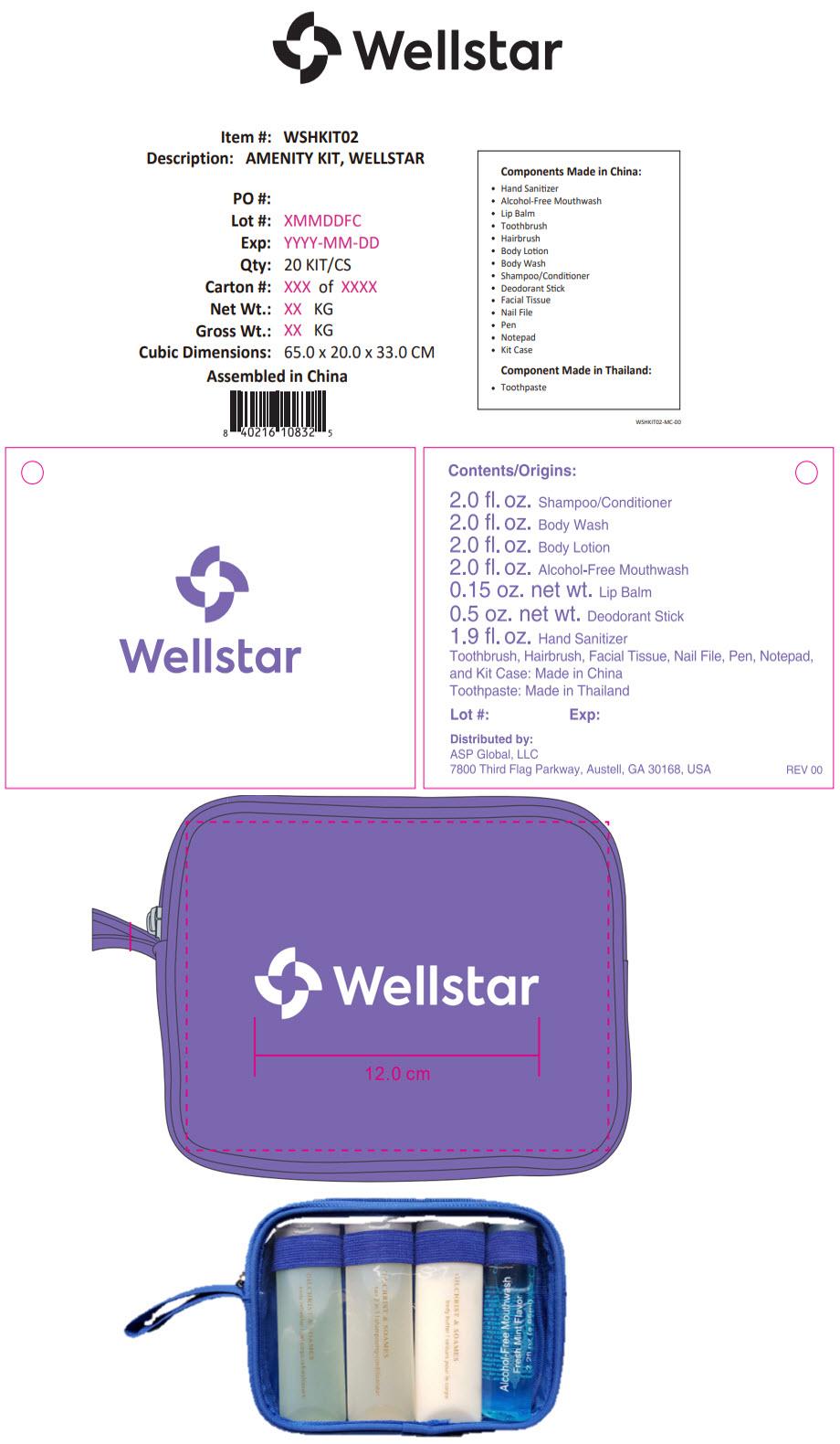 PRINCIPAL DISPLAY PANEL - Kit Label