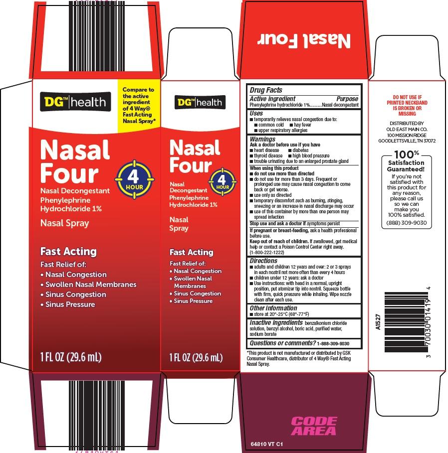nasal four image