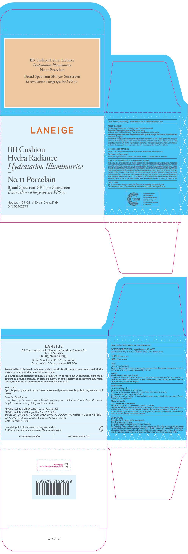PRINCIPAL DISPLAY PANEL - 15 g x 2 Container Carton - No.11 Porcelain