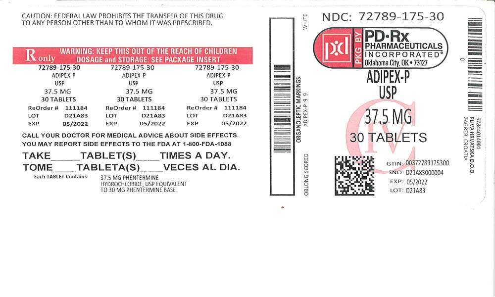 72789175 Label