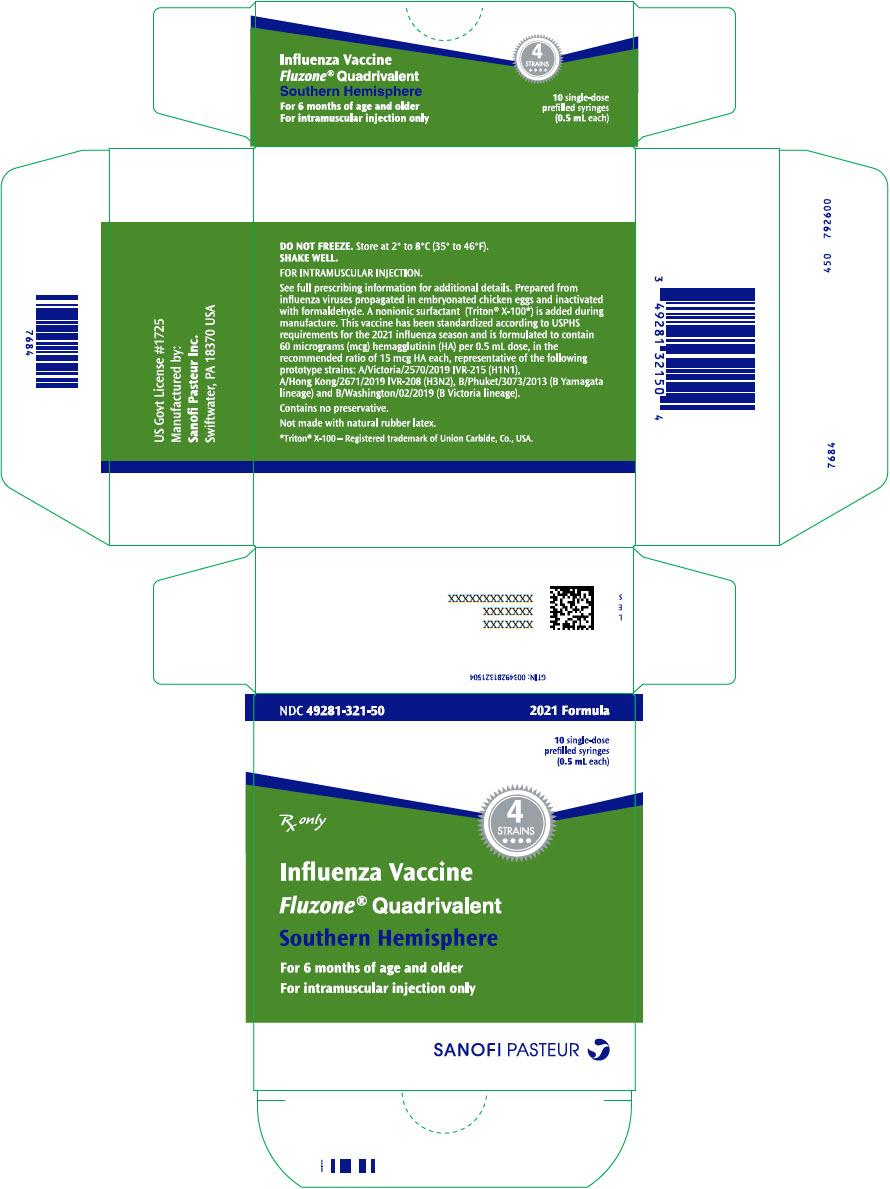 PRINCIPAL DISPLAY PANEL - 0.5 mL Syringe Package