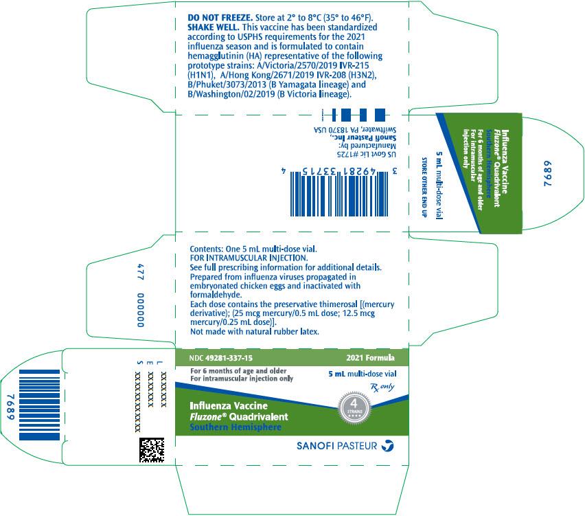 PRINCIPAL DISPLAY PANEL - 5 mL Vial Package