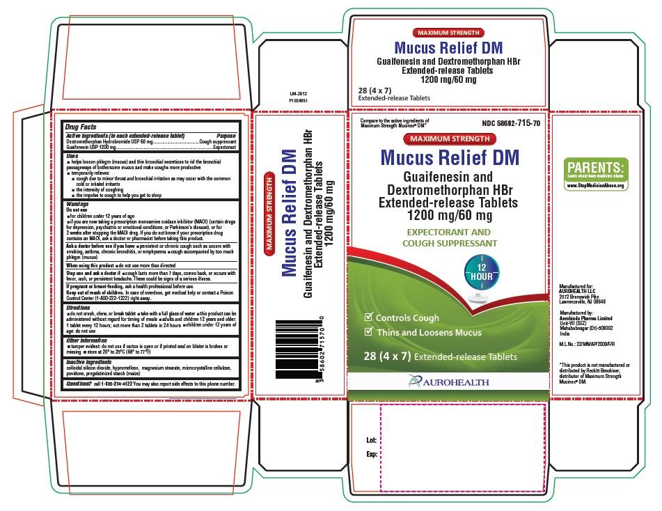 PACKAGE LABEL-PRINCIPAL DISPLAY PANEL - 1200 mg/60 mg Blister Carton 28 (4 x 7) Unit-dose Tablets
