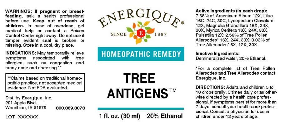 Tree Antigens