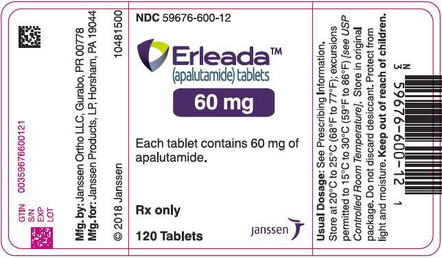 PRINCIPAL DISPLAY PANEL - 60 mg Tablet Bottle Label
