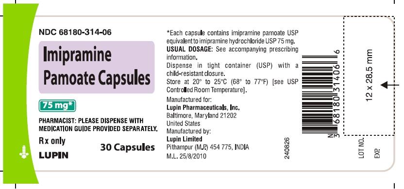 75 mg-30 caps PTHM
