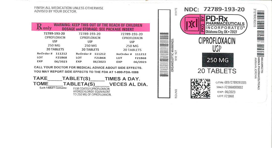 72789193 Label