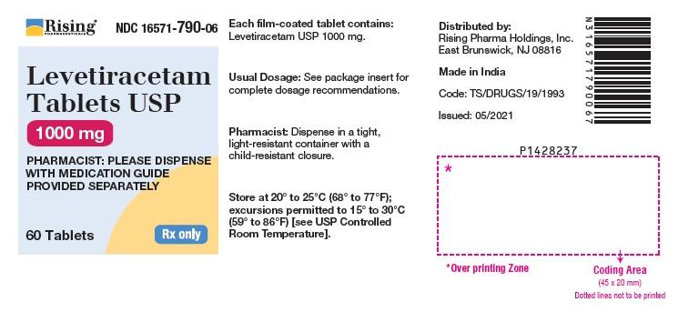 PACKAGE LABEL-PRINCIPAL DISPLAY PANEL - 1000 mg (500 Tablets Bottle)