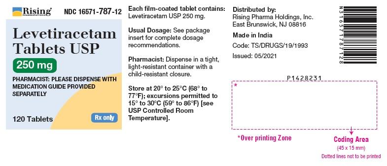 PACKAGE LABEL-PRINCIPAL DISPLAY PANEL - 250 mg (500 Tablets Bottle)