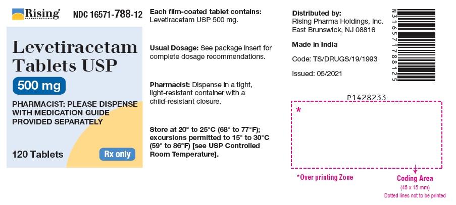 PACKAGE LABEL-PRINCIPAL DISPLAY PANEL - 500 mg (500 Tablets Bottle)