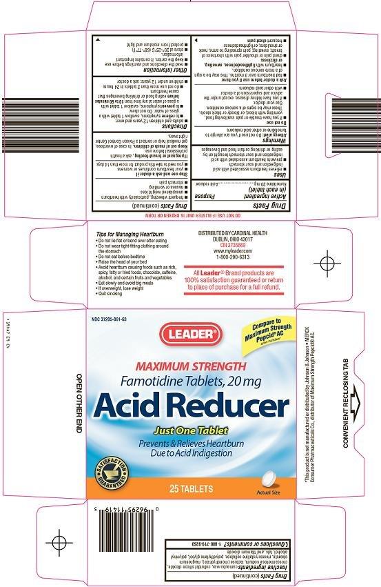 Acid Reducer Tablets Carton