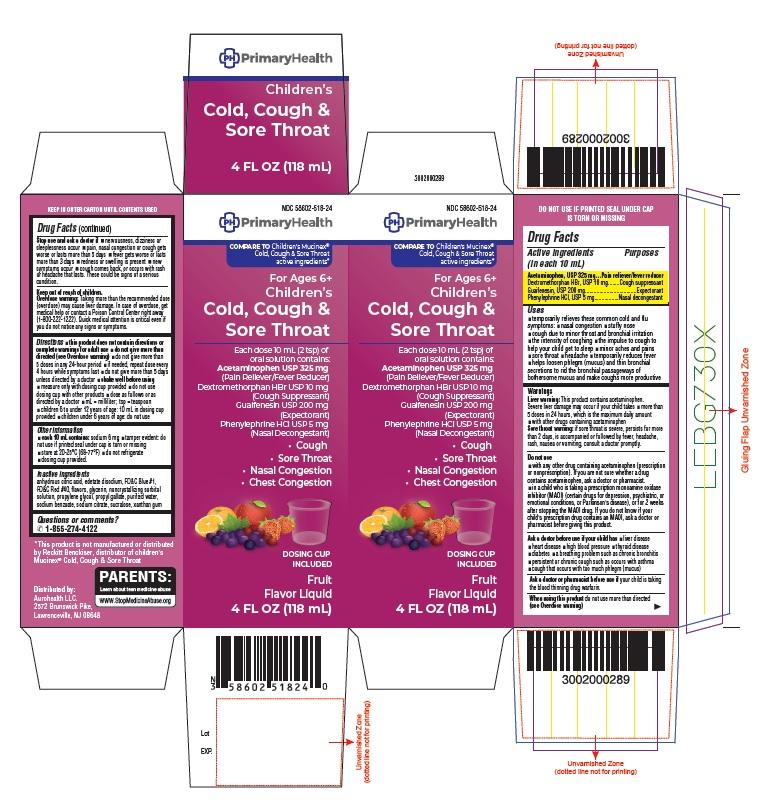 PACKAGE LABEL-PRINCIPAL DISPLAY PANEL -4 FL OZ (118 mL Container Carton Label)