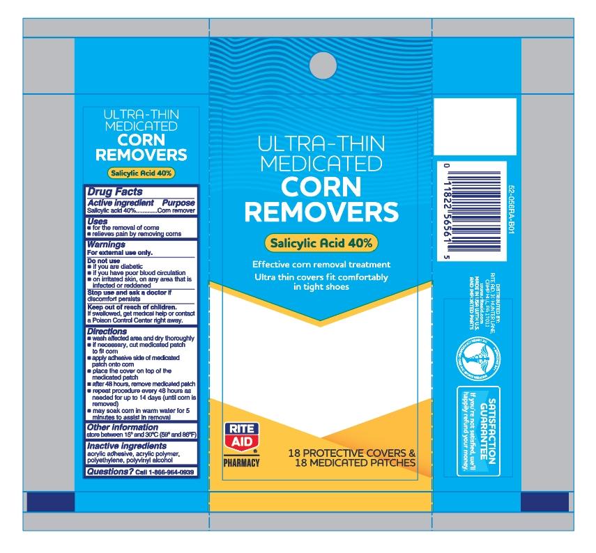 ultra thin corn removers
